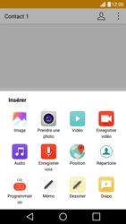 LG LG G5 - MMS - Envoi d