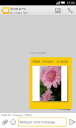 Alcatel Pop S3 (OT-5050X) - MMS - envoi d'images - Étape 17