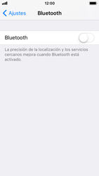 Apple iPhone SE iOS 11 - Bluetooth - Conectar dispositivos a través de Bluetooth - Paso 4