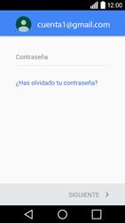 LG Leon - E-mail - Configurar Gmail - Paso 12