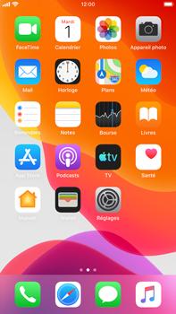 Apple iPhone 7 Plus - iOS 13 - Données - créer une sauvegarde avec votre compte - Étape 2