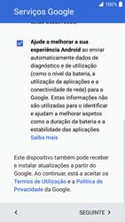 Alcatel Idol 4 VR - Primeiros passos - Como ligar o telemóvel pela primeira vez -  16