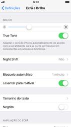 Apple iPhone 8 - Segurança - Bloqueio automático do ecrã -  4
