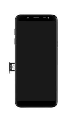 Samsung Galaxy J6 - Primeiros passos - Como inserir o chip da Nextel no seu celular - Etapa 5
