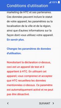 HTC Desire 825 - Premiers pas - Créer un compte - Étape 4