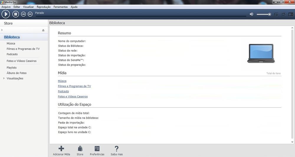 Sony C5303 Xperia SP - Conexão com pc - Como transferir arquivos do computador para seu aparelho - Etapa 5