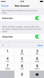 Apple iPhone 5s - iOS 8 - Applications - Downloading applications - Step 17