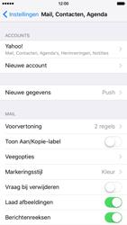 Apple iPhone 6 iOS 9 - E-mail - handmatig instellen (yahoo) - Stap 9