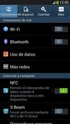 Samsung Galaxy S4 Mini - Internet - Activar o desactivar la conexión de datos - Paso 4