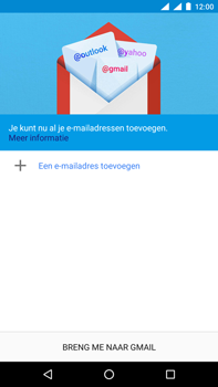 Nokia 6.1 (Dual SIM) - E-mail - Account instellen (POP3 zonder SMTP-verificatie) - Stap 5