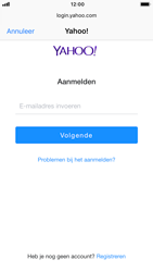 Apple iPhone 8 - iOS 12 - E-mail - handmatig instellen (yahoo) - Stap 6
