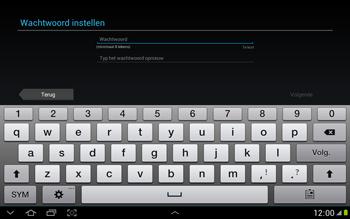 Samsung N8000 Galaxy Note 10-1 - Applicaties - Applicaties downloaden - Stap 9