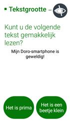 Doro 8031 - Toestel - Toestel activeren - Stap 7