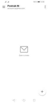Huawei P30 Lite - E-mail - e-mail instellen (yahoo) - Stap 9