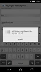 Sony Xperia Z2 (D6503) - E-mail - Configuration manuelle - Étape 11