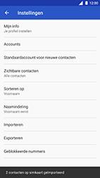 Nokia 8 (SingleSIM) (TA-1012) - Contacten en data - Contacten kopiëren van SIM naar toestel - Stap 9