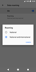 Sony Xperia XZ2 Compact - Internet - Disable data roaming - Step 8