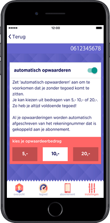 Apple iPhone X - apps - hollandsnieuwe app gebruiken - stap 13