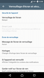 Sony Sony Xperia XA - Sécuriser votre mobile - Activer le code de verrouillage - Étape 5