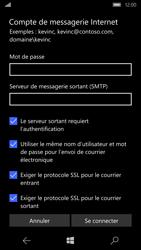 Microsoft Lumia 950 - E-mails - Ajouter ou modifier un compte e-mail - Étape 14
