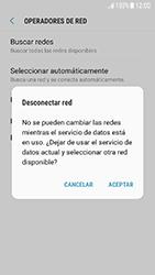 Samsung Galaxy J5 (2017) - Red - Seleccionar una red - Paso 11