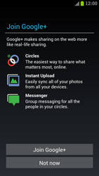 Samsung I9300 Galaxy S III - Applications - Create an account - Step 9