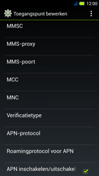 Acer Liquid E3 - Mms - Handmatig instellen - Stap 14