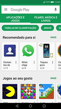 Huawei Mate 9 - Aplicações - Como pesquisar e instalar aplicações -  3