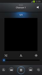 Samsung Galaxy S3 4G - Photos, vidéos, musique - Ecouter de la musique - Étape 5