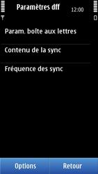 Nokia N8-00 - E-mail - Configuration manuelle - Étape 16