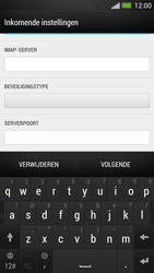 HTC One - E-mail - Instellingen KPNMail controleren - Stap 9