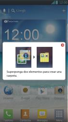 LG Optimus L9 - Primeros pasos - Activar el equipo - Paso 10