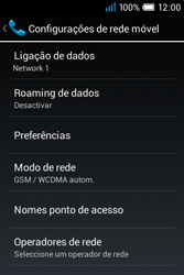 Alcatel POP C1 - MMS - Configurar MMS -  6