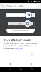 HTC Desire 626 - Internet - Hoe te internetten - Stap 13