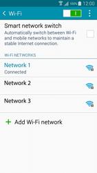 Samsung A500FU Galaxy A5 - Wi-Fi - Connect to a Wi-Fi network - Step 8