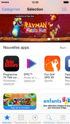 Apple iPhone 5c - Applications - Télécharger une application - Étape 3