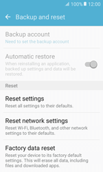 Samsung G389 Galaxy Xcover 3 VE - Device - Reset to factory settings - Step 7