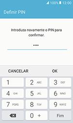 Samsung Galaxy Xcover 3 (G389) - Segurança - Como ativar o código de bloqueio do ecrã -  10