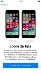 Apple iPhone 6 - iOS 12 - Primeiros passos - Como ativar seu aparelho - Etapa 28