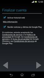 Sony Xperia L - Aplicaciones - Tienda de aplicaciones - Paso 18