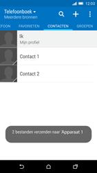 HTC One M9 (Model 0PJA100) - Contacten en data - Contacten overzetten via Bluetooth - Stap 12