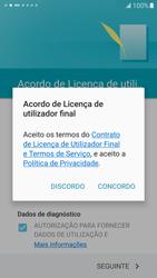 Samsung Galaxy S7 Edge - Primeiros passos - Como ligar o telemóvel pela primeira vez -  7
