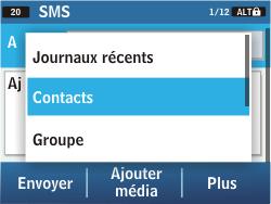 Samsung C3500 Chat 350 - MMS - envoi d'images - Étape 5