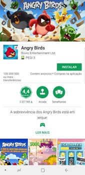 Samsung Galaxy Note 8 - Aplicações - Como pesquisar e instalar aplicações -  17