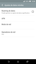 HTC One A9 - Red - Seleccionar una red - Paso 5