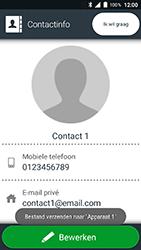 Doro 8035-model-dsb-0170 - Contacten en data - Contacten overzetten via Bluetooth - Stap 10