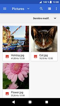 Sony Xperia XA2 Ultra - E-mail - Envoi d