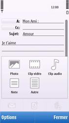 Nokia C6-00 - E-mail - envoyer un e-mail - Étape 10
