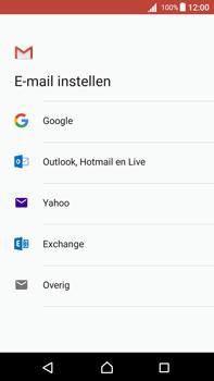 Sony Xperia Z5 Premium - Android Nougat - E-mail - e-mail instellen (gmail) - Stap 8
