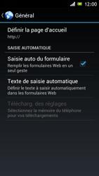 Sony ST26i Xperia J - Internet - configuration manuelle - Étape 23